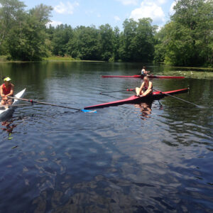 Masters Scullers