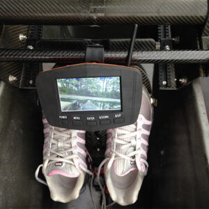 Custom Mount for Hyndsight Vision Monitor