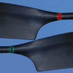 EAX Elliptical, Aerodynamic, Hatchet Shape Sculls