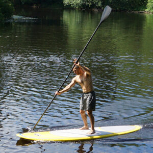 Adjustable Length SUP / Sailboard Kayak Paddle