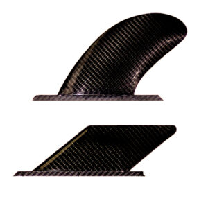 Carbon Fins For BBG 1xs and 2xs