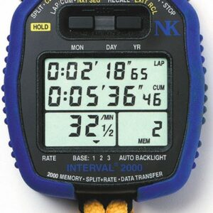 NK Interval 2000 Stroke Watch