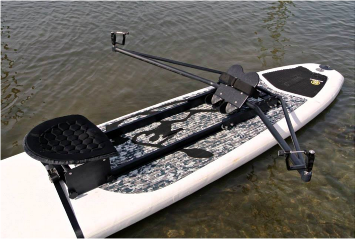 Rowing Units For Sups And Sailboards Durham Boat Company