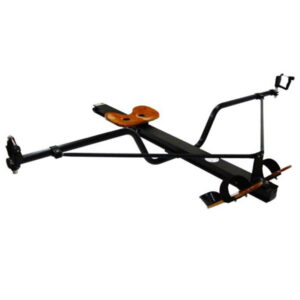 Row-Wing Canoe Sliding Seat Unit