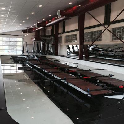 Indoor Rowing Tanks