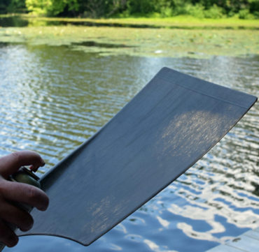 How To Paint Your Oars