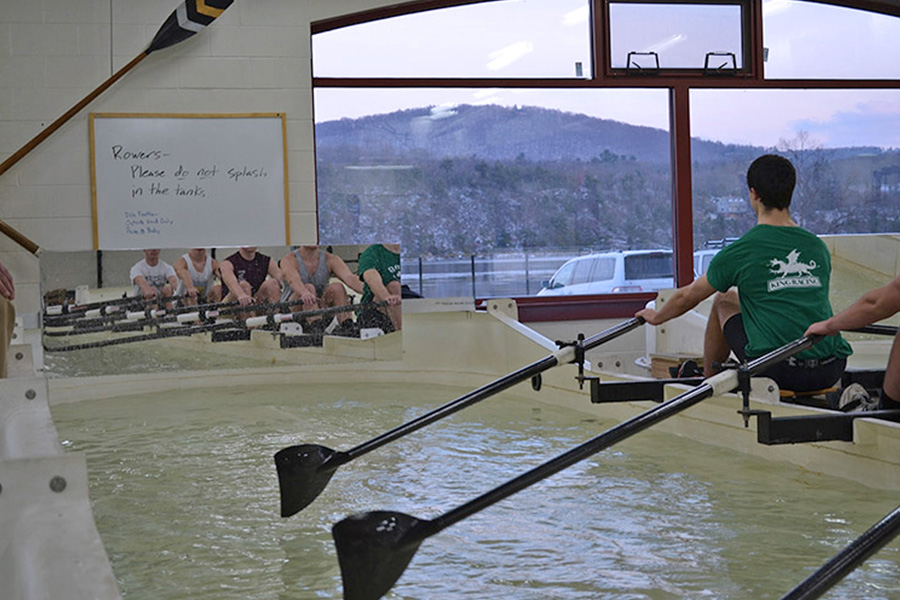 West Point Rowing Tank