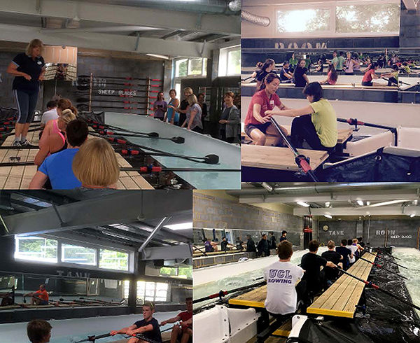 Molesey Indoor Rowing Tank