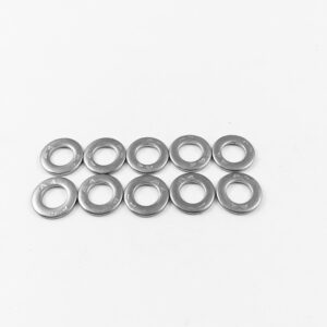 100 Flat Washers:  Team Order