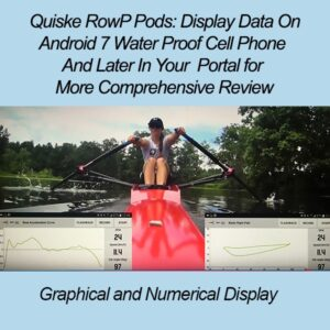 RowP System by Quiske Including Android 7 Cell Phone