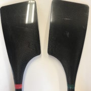 EA-X Scull Blades Back